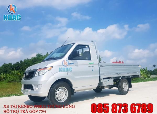 Xe tải Kenbo giá tốt - hỗ trợ vay cao