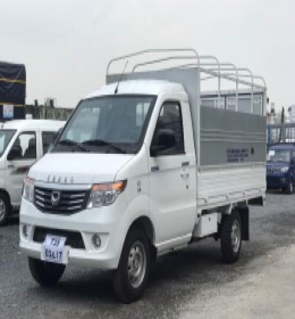 Xe tải nhẹ kenbo 990kg thùng bạt - giá gẻ - mau thu hồi vốn