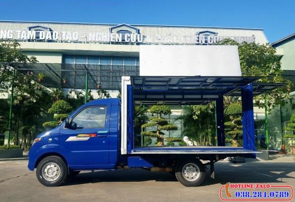 Xe tải nhỏ Kenbo chạy trong thành phố không bị cấm giờ