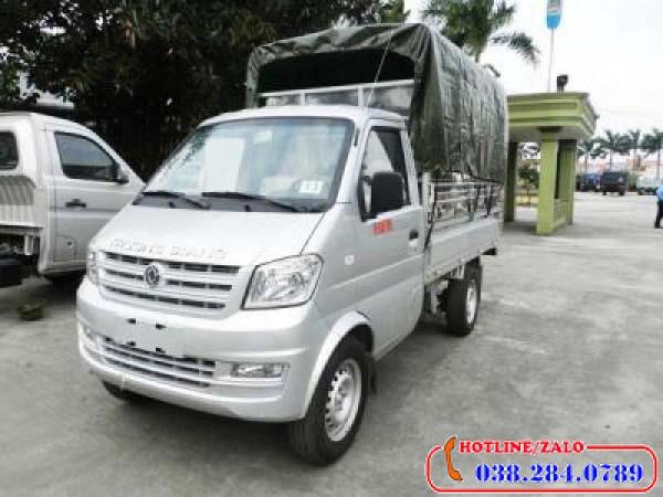 Xe tải nhỏ Trường Giang chạy trong thành phố không bị cấm giờ