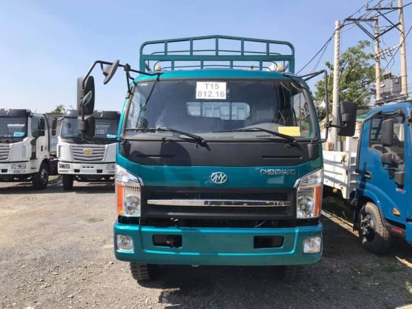 xe tải thùng chiến thắng 6 tân 5 thùng bạt giá tốt hỗ trợ trả góp