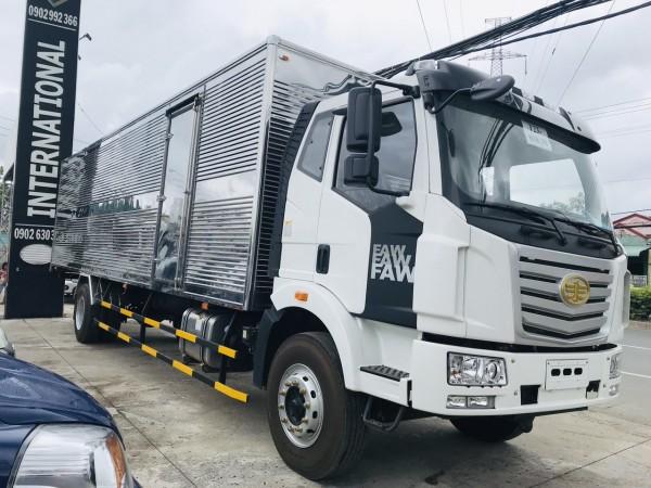 Xe tải thùng dài | faw 8 tấn thùng dài 9m7