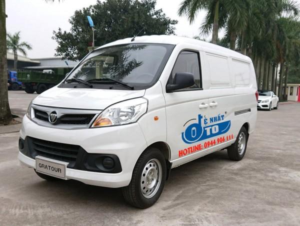 Xe tải Van Foton Gratour T22 - 2 chỗ ngồi