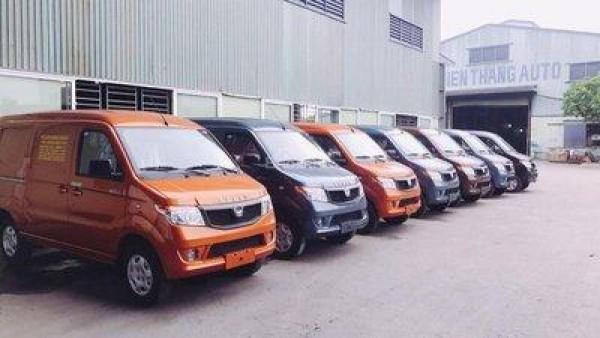Xe tải VAN kenbo 2 chỗ 945kg - giá rẻ