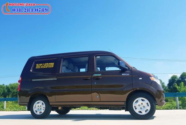 Xe tải Van Kenbo 5 chỗ giá tốt nhất hiện nay
