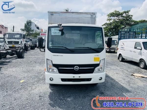 Xe tải Vinamotor Nissan 3,5 tấn thùng kín