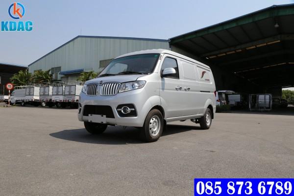 Xe van Dongben 2 chỗ 930kg - giát tốt, vay cao, hồ sơ nhanh