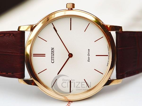 Xem ngay mẫu đồng hồ Citizen siêu mỏng đáng mua nhất