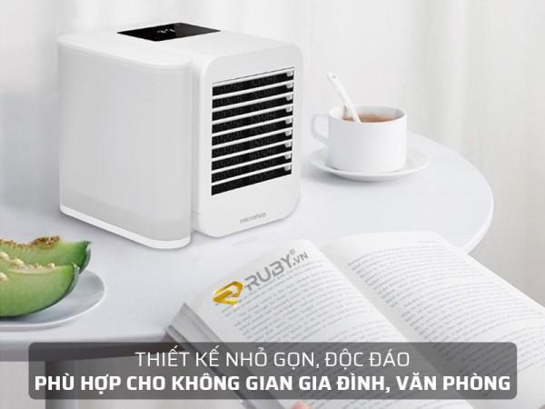 Xiaomi MICROHOO 6W 1000ml Công suất nước Trắng Máy làm ẩm không khí mini