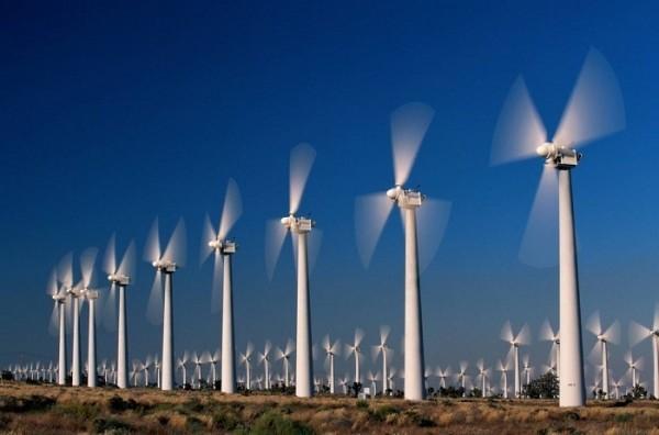 Xu hướng sử dụng năng lượng gió trên thế giới