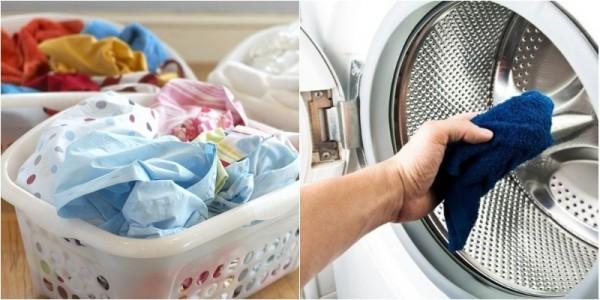 Xử lý mùi hôi ám trên máy giặt khi chưa rõ nguyên nhân gây mùi?