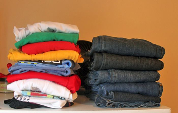 Xử lý quần áo bị nhăn do giặt máy