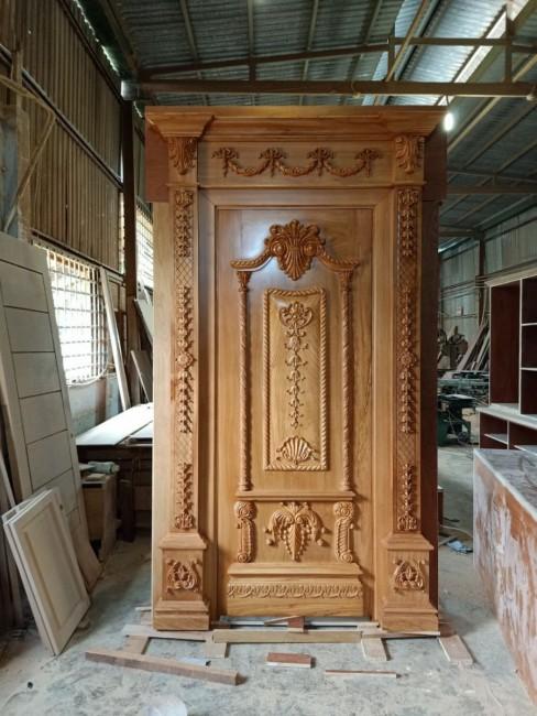Xưởng mộc nhận đóng nội thất gỗ theo yêu cầu - Minh Hiếu
