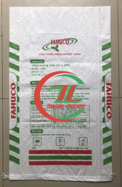 Xưởng sản xuất bao đựng phân bón | Bao pp dệt Tuấn Long