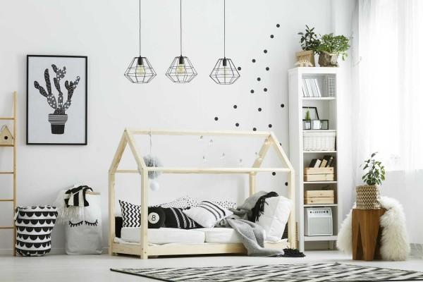 Ý tưởng trang trí độc đáo, sáng tạo với phòng của bé