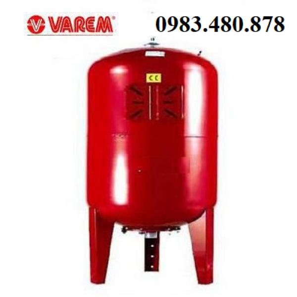 (Zalo/call) 0983.480.878 Cung cấp bình tích áp Varem 200 lít, 16 bar bình áp lực Varem