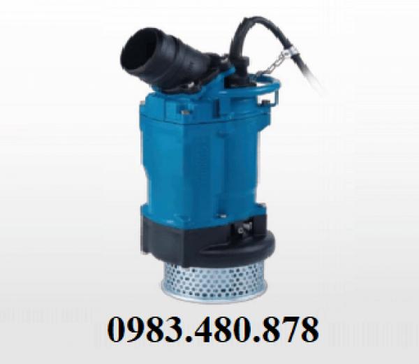 (Zalo/call) 0983.480.878 Cung cấp máy bơm chìm nước thải Tsurumi, máy bơm chìm hố móng KTZ415