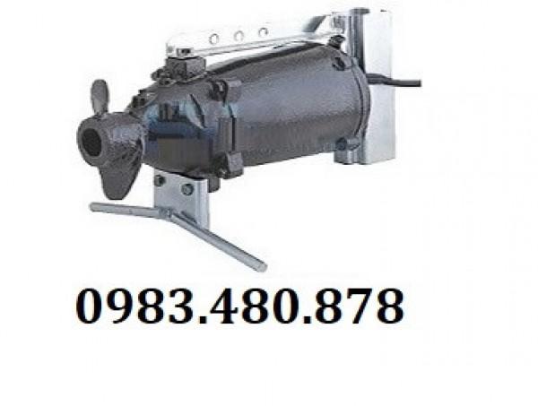 (Zalo/call) 0983.480.878 Cung cấp máy khuấy trộn chìm bể nước thải Tsurumi MR31NF1.5