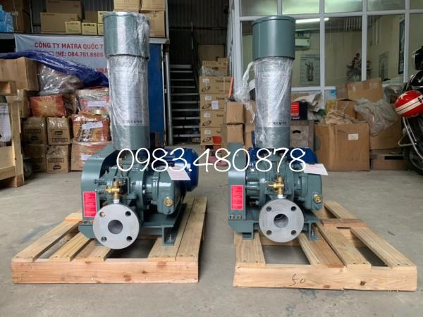 (Zalo/Call)0983.480.878 Cung cấp và lắp đặt máy thổi khí đặt cạn Tsurumi RSR