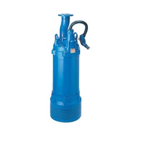 (Zalo/call) 0983.480.878 Máy bơm chìm hút nước thải hố móng công suất lớn Tsurumi LH855