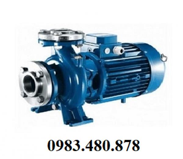 (Zalo/Call)0983.480.878 Máy bơm ly tâm trục ngang Matra, máy bơm cấp nước CM65-250B
